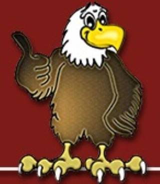 Van Buren Eagle Logo